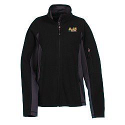 View a larger, more detailed picture of the Generate Textured Fleece Jacket - Ladies