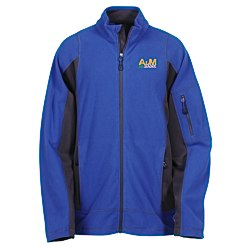 View a larger, more detailed picture of the Generate Textured Fleece Jacket - Men s