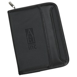View a larger, more detailed picture of the Burke Jr Zippered Portfolio