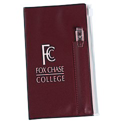View a larger, more detailed picture of the Planner w Zip-Close Pocket - Monthly - Opaque
