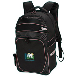 View a larger, more detailed picture of the Slazenger Competition Backpack - Embroidered