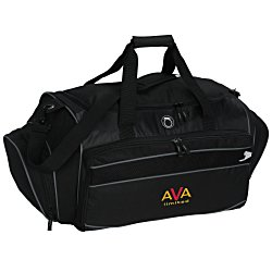 View a larger, more detailed picture of the Slazenger Competition 26 Duffel - Embroidered