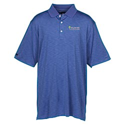 View a larger, more detailed picture of the Greg Norman Play Dry Heathered Polo