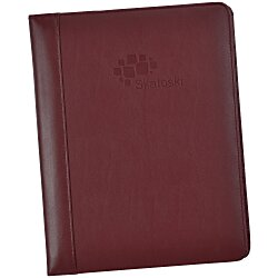 View a larger, more detailed picture of the Vintage Leather Writing Padfolio