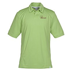 View a larger, more detailed picture of the Recycled Polyester Performance Pique Polo - Men s