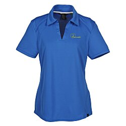 View a larger, more detailed picture of the Recycled Polyester Performance Pique Polo - Ladies
