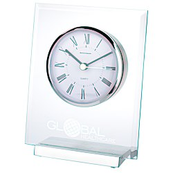 View a larger, more detailed picture of the Panel Acrylic Clock