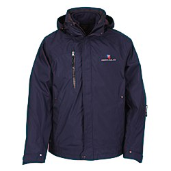 View a larger, more detailed picture of the Caprice 3 in 1 Jacket System - Men s