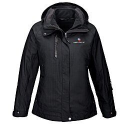 View a larger, more detailed picture of the Caprice 3 in 1 Jacket System - Ladies