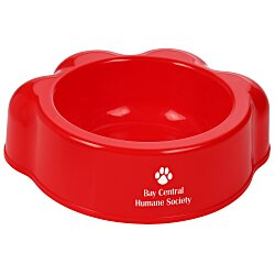 View a larger, more detailed picture of the Paw Pet Bowl