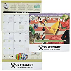 View a larger, more detailed picture of the Old Farmer s Almanac Home Hints - Spiral - 24 hr