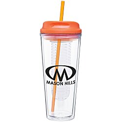View a larger, more detailed picture of the Spirit Infuser Travel Tumbler - 20 oz - 24 hr