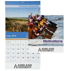 View a larger, more detailed picture of the Motivations - Gratifying Moments Calendar - 24 hr