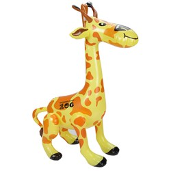 View a larger, more detailed picture of the Inflatable Giraffe