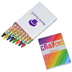 View a larger, more detailed picture of the Crayon 8-Pack