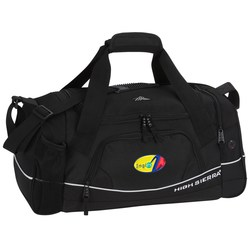 View a larger, more detailed picture of the High Sierra 22 Bubba Duffel - Embroidered