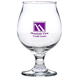 View a larger, more detailed picture of the Belgian Glass - 16 oz