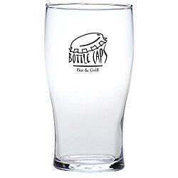 View a larger, more detailed picture of the Tulip Pub Glass - 20 oz