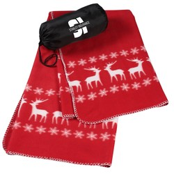 View a larger, more detailed picture of the Winter Fleece Blanket