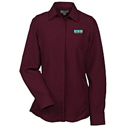 View a larger, more detailed picture of the Batiste Dress Shirt - Ladies