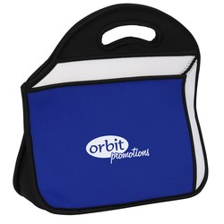 View a larger, more detailed picture of the 3D Look Lunch Bag
