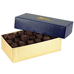 View a larger, more detailed picture of the Gourmet Delights - Cocoa Dusted Truffles