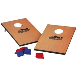 View a larger, more detailed picture of the Mini Bean Bag Toss