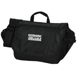 View a larger, more detailed picture of the Sync Computer Messenger Bag