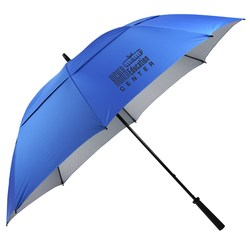 View a larger, more detailed picture of the RainShade UV Protective Umbrella - 62 Arc