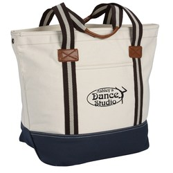 View a larger, more detailed picture of the Heritage Supply Catalina Cotton Tote