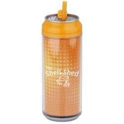 View a larger, more detailed picture of the Cool Gear Can Tumbler - 15 oz