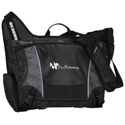 View a larger, more detailed picture of the elleven Drive Checkpoint-Friendly Laptop Messenger