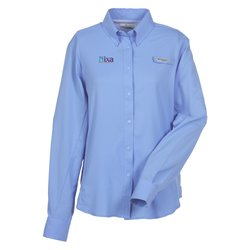 View a larger, more detailed picture of the Columbia Tamiami II Roll Sleeve Shirt - Ladies