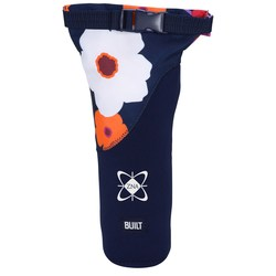 View a larger, more detailed picture of the BUILT Rolltop Bottle Tote - Lush Flowers