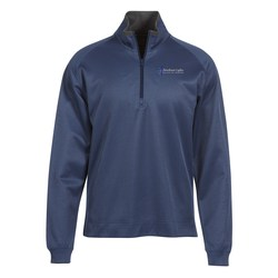 View a larger, more detailed picture of the Vertical Pattern Half Zip Pullover - Men s