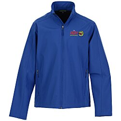 View a larger, more detailed picture of the Cadre Soft Shell Jacket - Men s