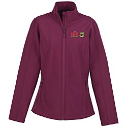 View a larger, more detailed picture of the Cadre Soft Shell Jacket - Ladies