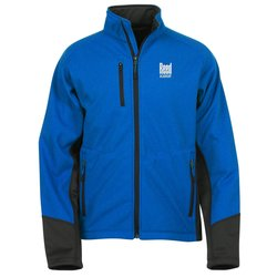 View a larger, more detailed picture of the Incline Soft Shell Jacket - Men s