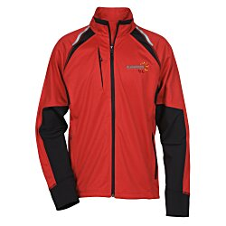 View a larger, more detailed picture of the Sitka Hybrid Softshell Jacket - Men s