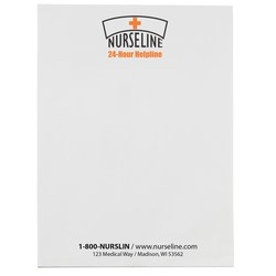 View a larger, more detailed picture of the Notepad - 5-1 2 x 4-1 8 - 25 Sheet