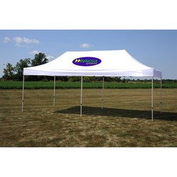 View a larger, more detailed picture of the 10 x 20 Deluxe Event Tent