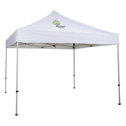 View a larger, more detailed picture of the 10 Deluxe Event Tent w Vented Canopy