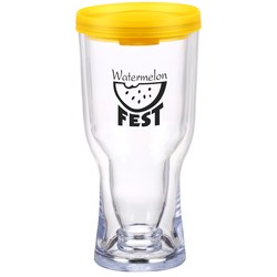 View a larger, more detailed picture of the Brew2Go Tumbler - 18 oz