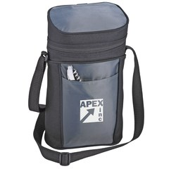 View a larger, more detailed picture of the Pacific Trail Wine Tote - 24 hr