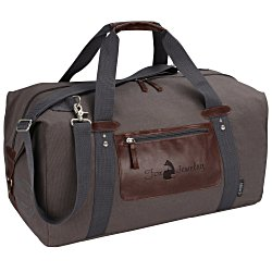 View a larger, more detailed picture of the Field & Co Vintage Duffel - 24 hr