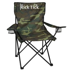 View a larger, more detailed picture of the Camo Folding Chair w Carrying Bag