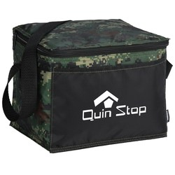 View a larger, more detailed picture of the Camo KOOZIE&reg Six-Pack Kooler