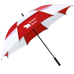 View a larger, more detailed picture of the Golf Umbrella w Wind Vents - 24 hr