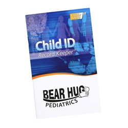 View a larger, more detailed picture of the Better Book - Child ID & Record Keeper