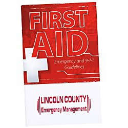 View a larger, more detailed picture of the Better Book - First Aid